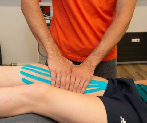 Lymphdrainage - Gsundheitswerk Physiotherapie Privatpraxis Physiotherapie Tape